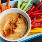 Scott Irvine hummus recipe